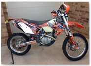 KTM MX CreatorX Graphics SpiderX Orange 02