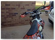 KTM MX CreatorX Graphics SpiderX Orange 03