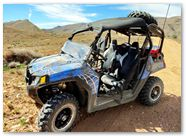 Polaris RZR CreatorX Graphics SpiderX Blue 001