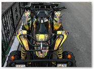 Polaris Scrabler CreatorX Graphics SpiderX Yellow 1