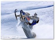Ski-Doo Rev XP CreatorX Graphics Little Sins Blue Ice 004