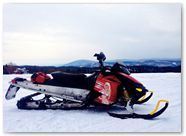 Ski-Doo Rev XP CreatorX Graphics You Rock Red 003