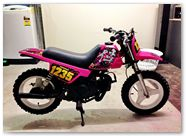 Yamaha PW CreatorX Graphics Samurai Yellow Pink Custom 01