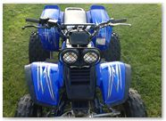 Yamaha Warrior CreatorX Graphics Cold Fusion Blue 002