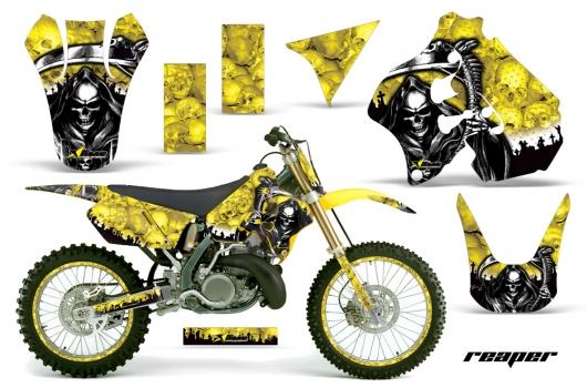 2004 Rm 250 Graphics Kit