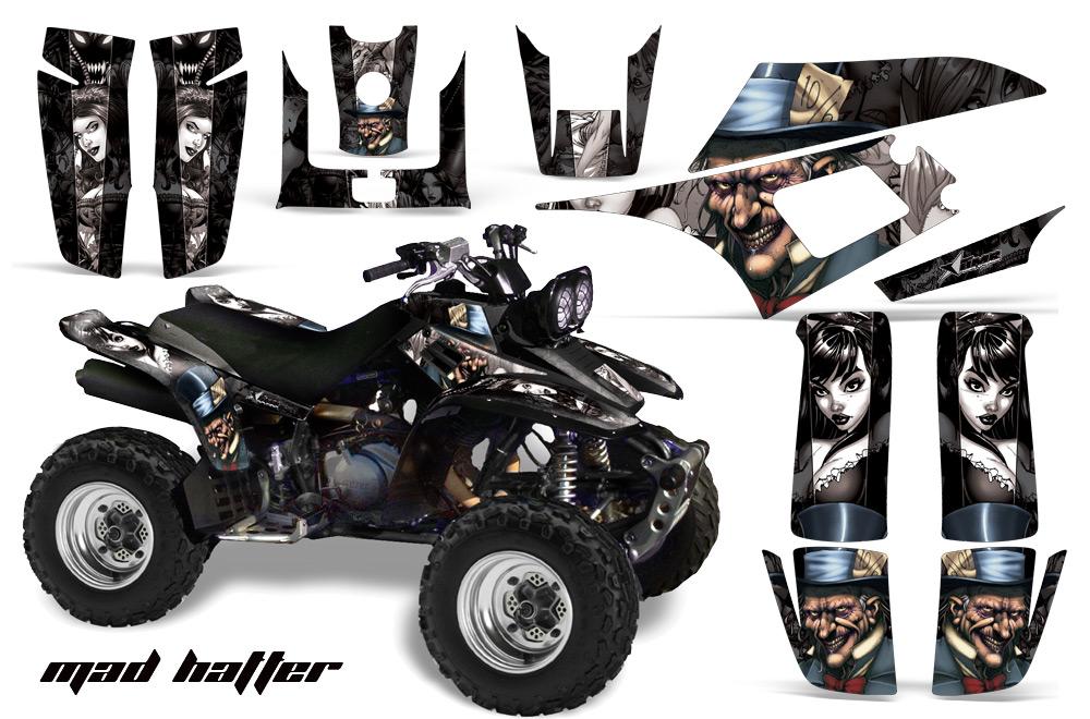 Yamaha Warrior Graphics