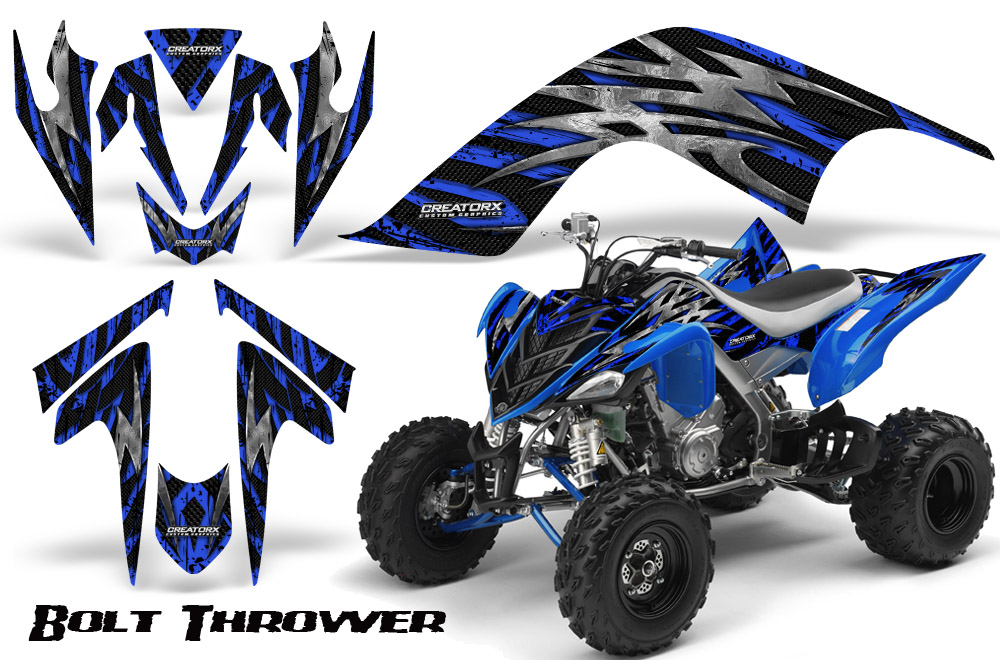 Yamaha Raptor  Stickers