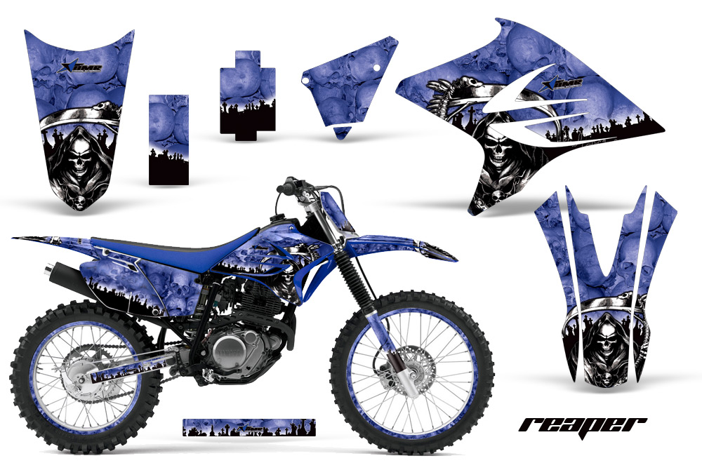 Yamaha Ttr230 2005 2016 Graphic Kits