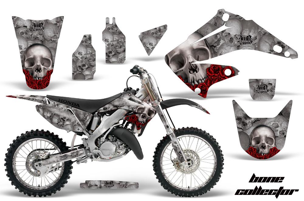 honda cr125 cr250 graphics kit 1995