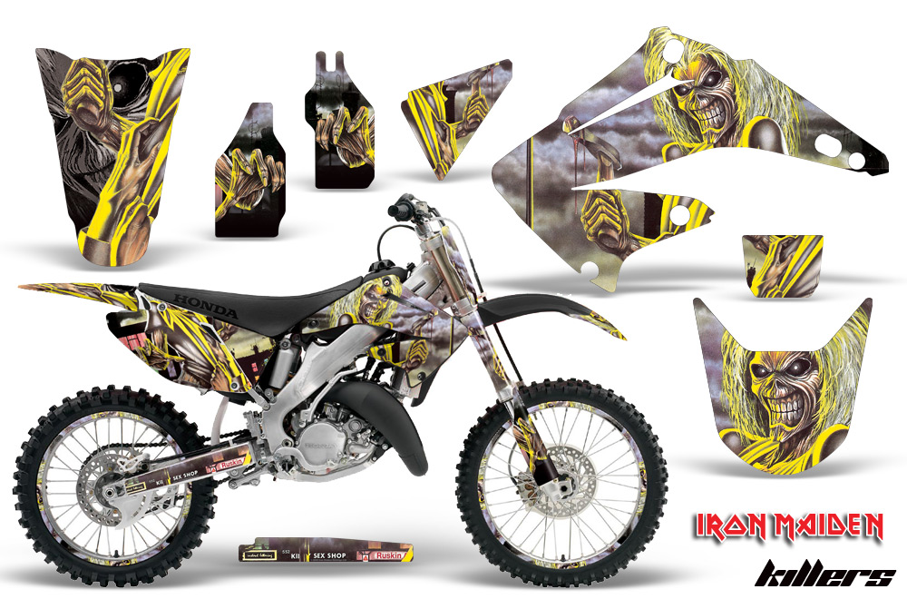 Decal Kits Product : Honda cr graphics kit