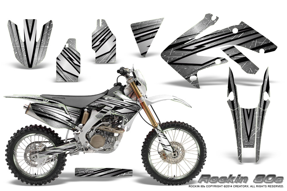 honda crf250x graphic kits 2004-2018