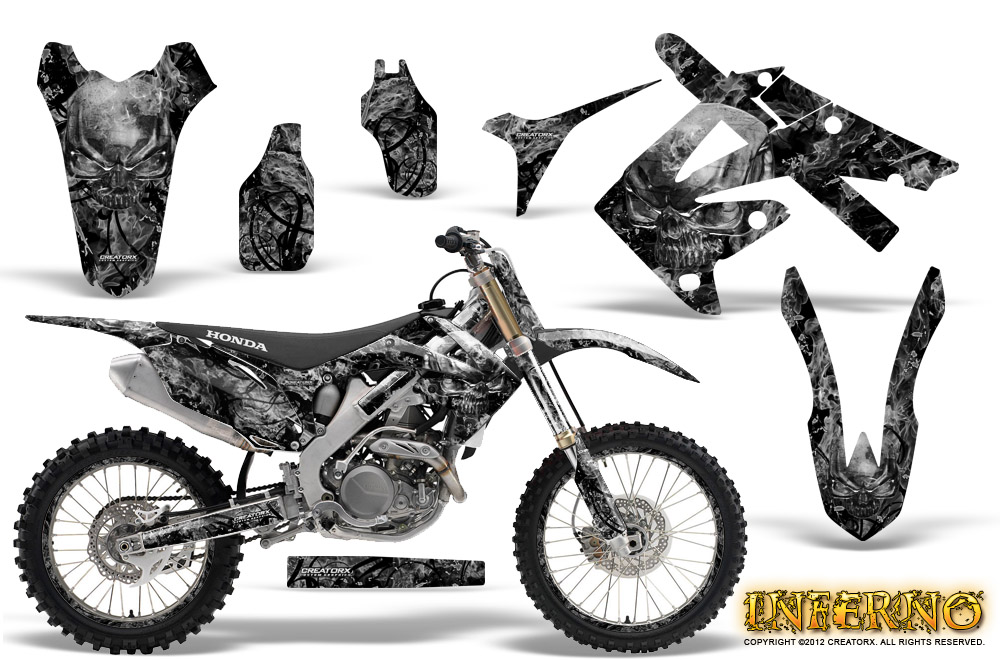 honda crf450r graphic kits 2002-2012