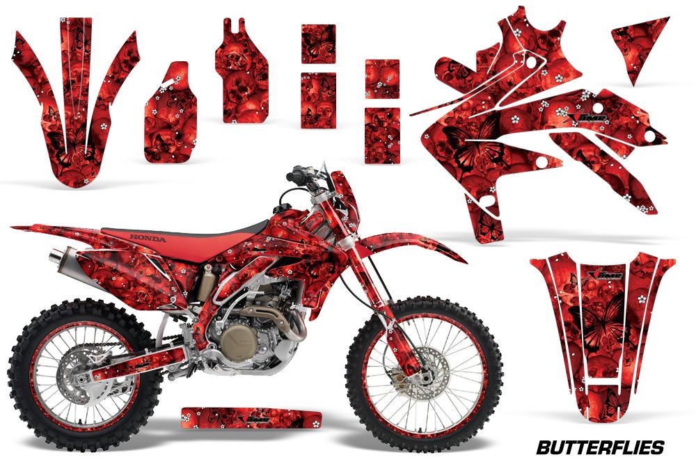 honda crf450x graphic kits 2005 2015