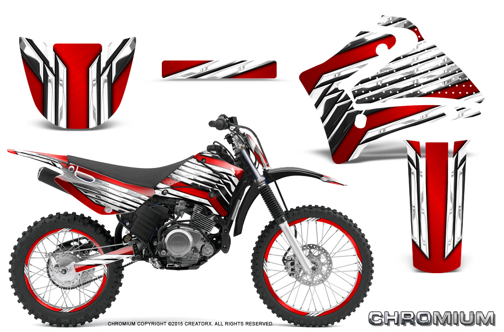 Yamaha Ttr  Graphics Kit
