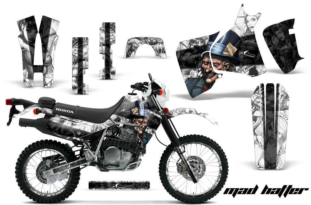 Honda Xr650l Graphic Kits 1993 2015