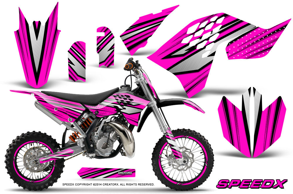 KTM SX 65 2009-2014 Graphics Kit
