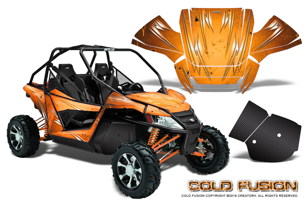 Arctic Cat Wildcat  Graphics