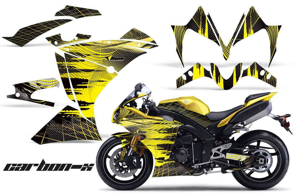 Yamaha R Graphics Kit
