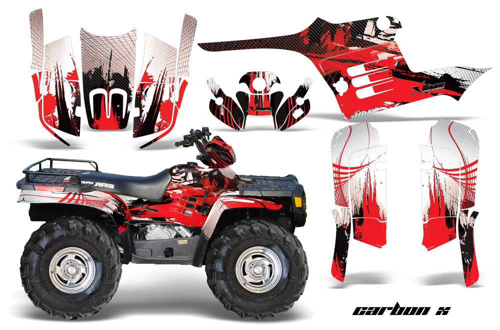 Polaris Sportsman 500 >> Polaris Sportsman 400 500 600 700 1995-2004 Graphics Kit