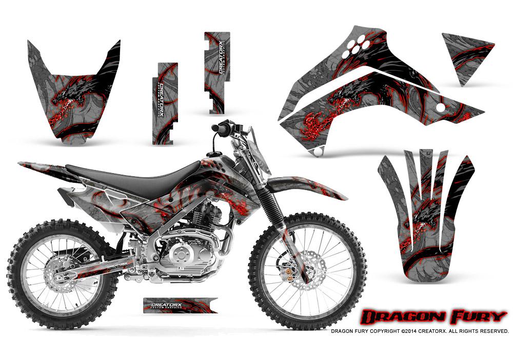 Kawasaki Fury Red