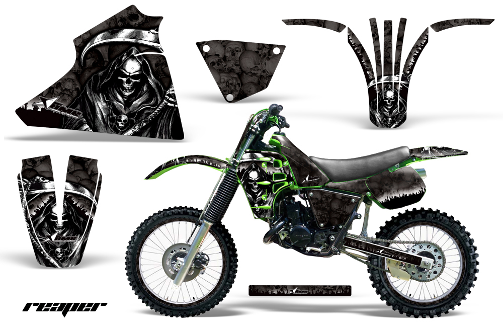 Kawasaki  Graphic Kits
