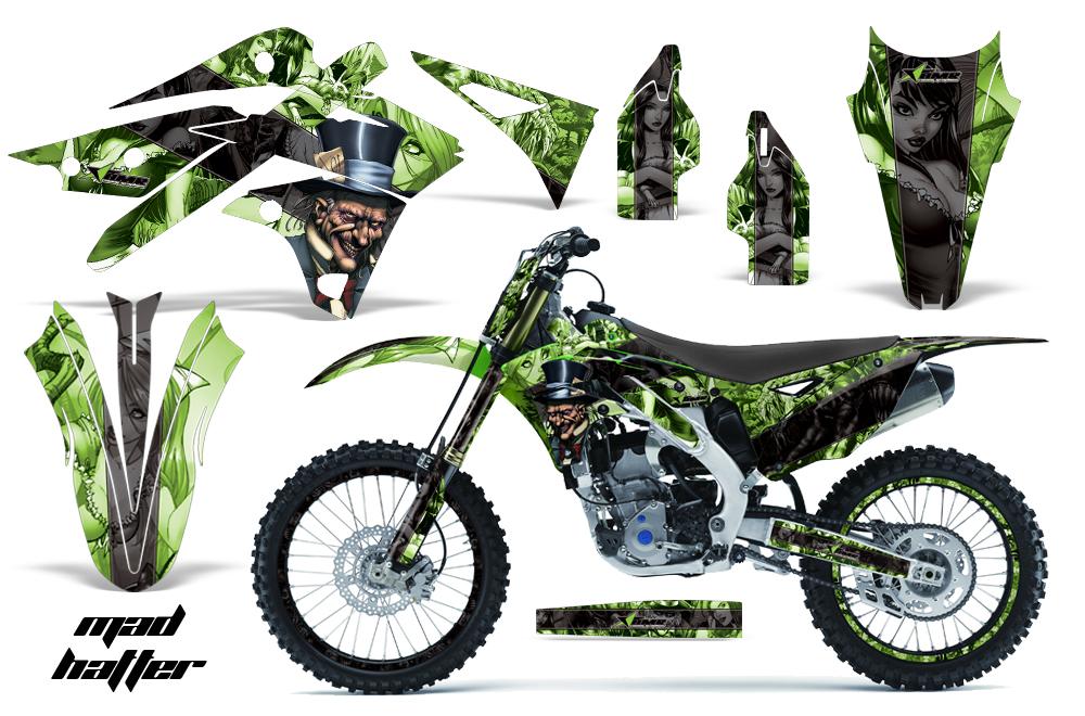 Graphic Kits Kx Kawasaki