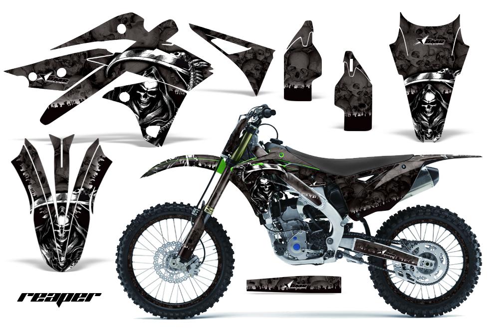 Kawasaki Kx  Plastics