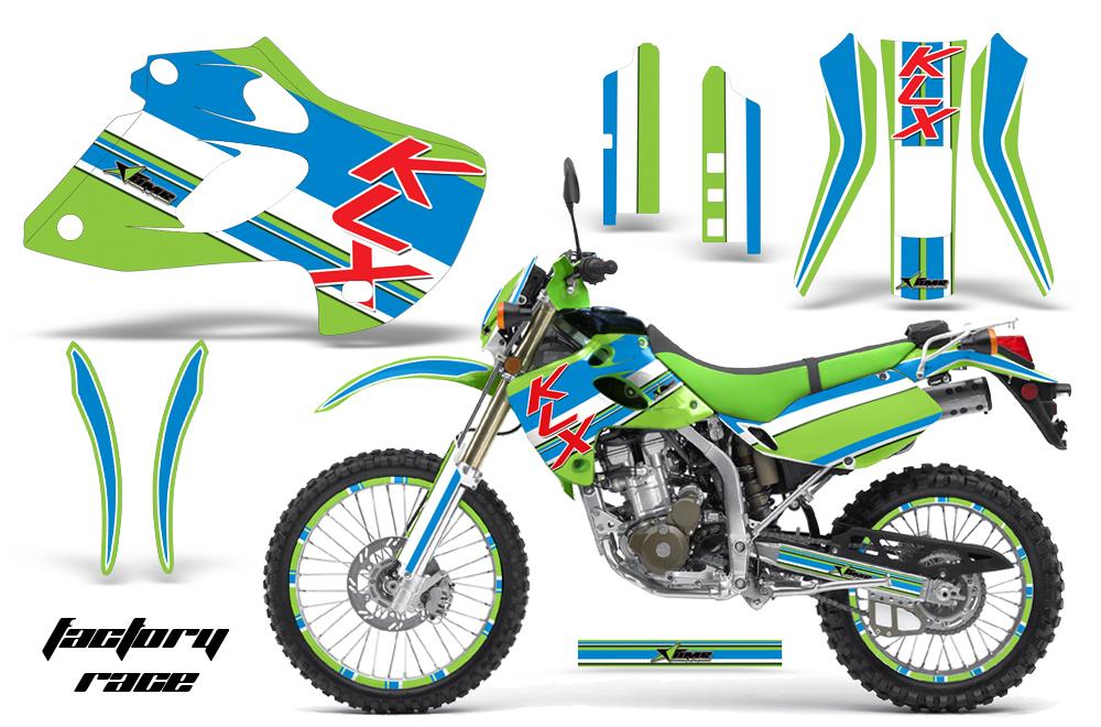 Kawasaki Klxs Graphics Kit