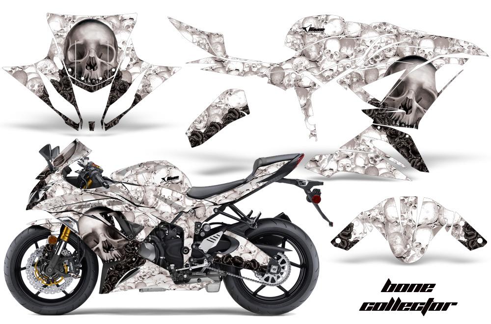 Kawasaki Ninja 636 ZX6-R Ninja Graphics Kit 2013-2015