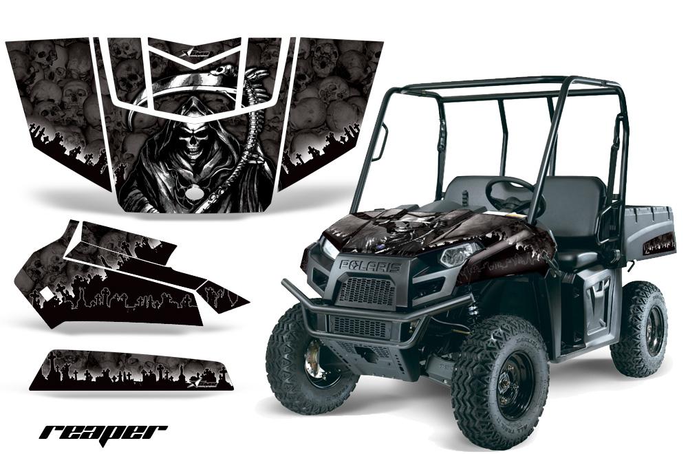 2015 Polaris Ranger 570 >> Polaris Ranger 500 570 EFI & EV Electric 2009-2015 Graphics Kit
