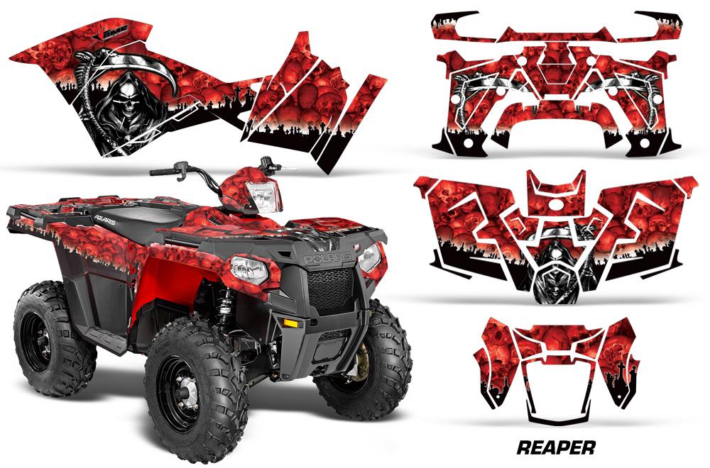 2014 Polaris Sportsman 570 >> Polaris Sportsman 325ETX 450 570 2014-2018 Graphics Kit