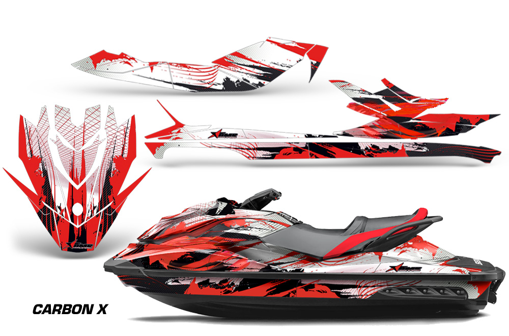 Sea Doo Gti Gtr Gts Hd Sitdown 2011 2014 Jet Ski Graphics Kit