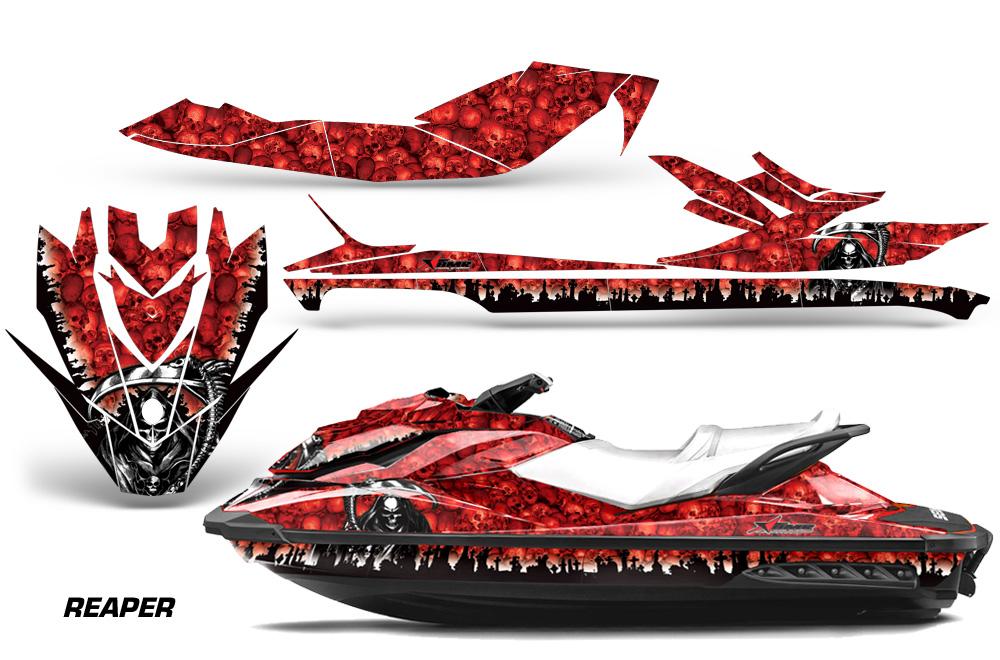 Sea Doo Gti Gtr Gts Hd Sitdown 2011 2014 Jet Ski Graphics Kit