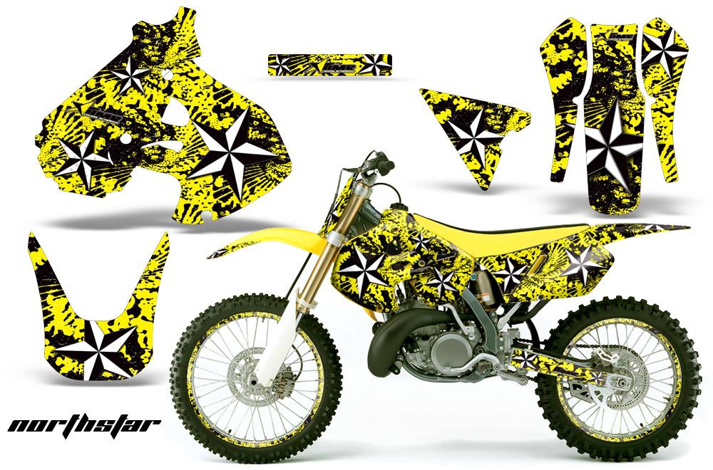 Suzuki Rm Graphics