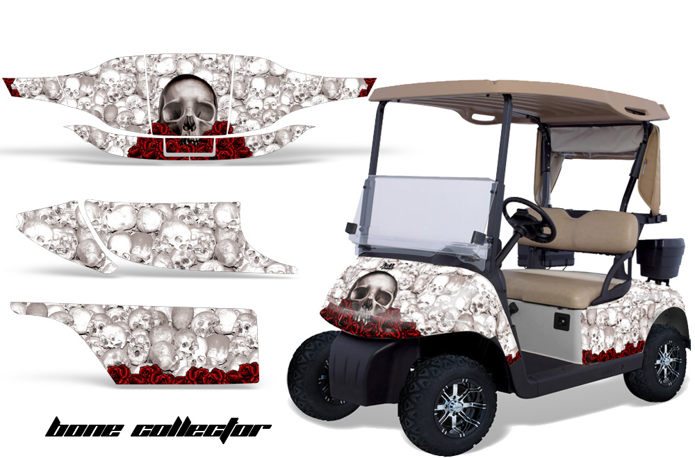 ezgo golf cart 1994 2013 graphic kit