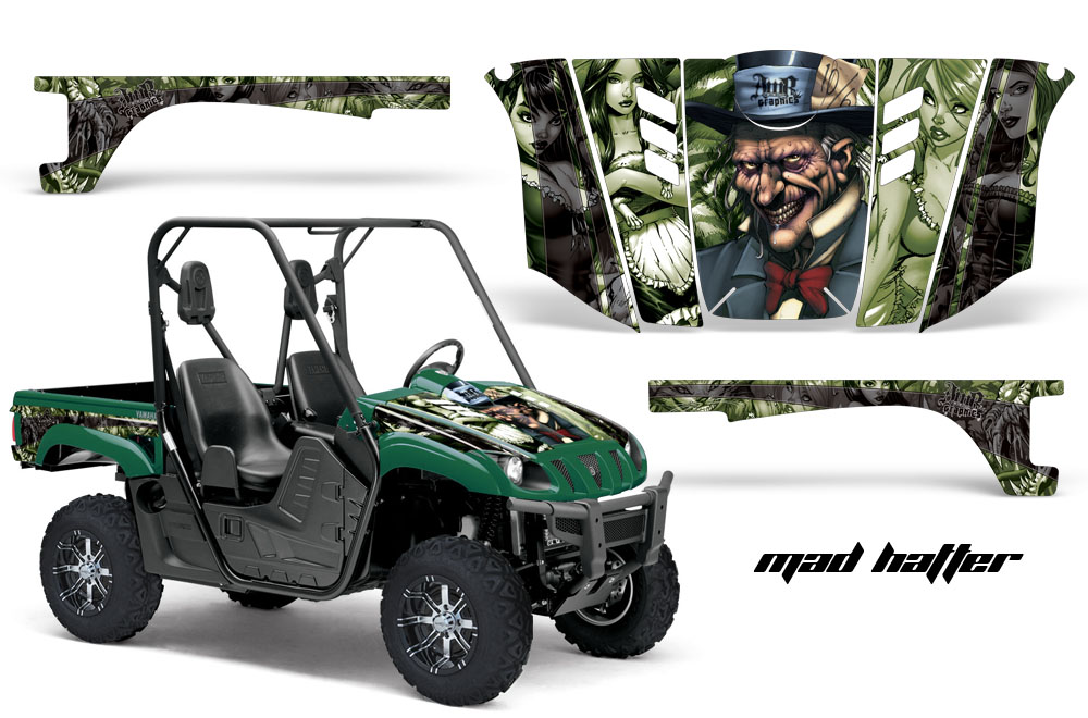 Yamaha Rhino  Graphics