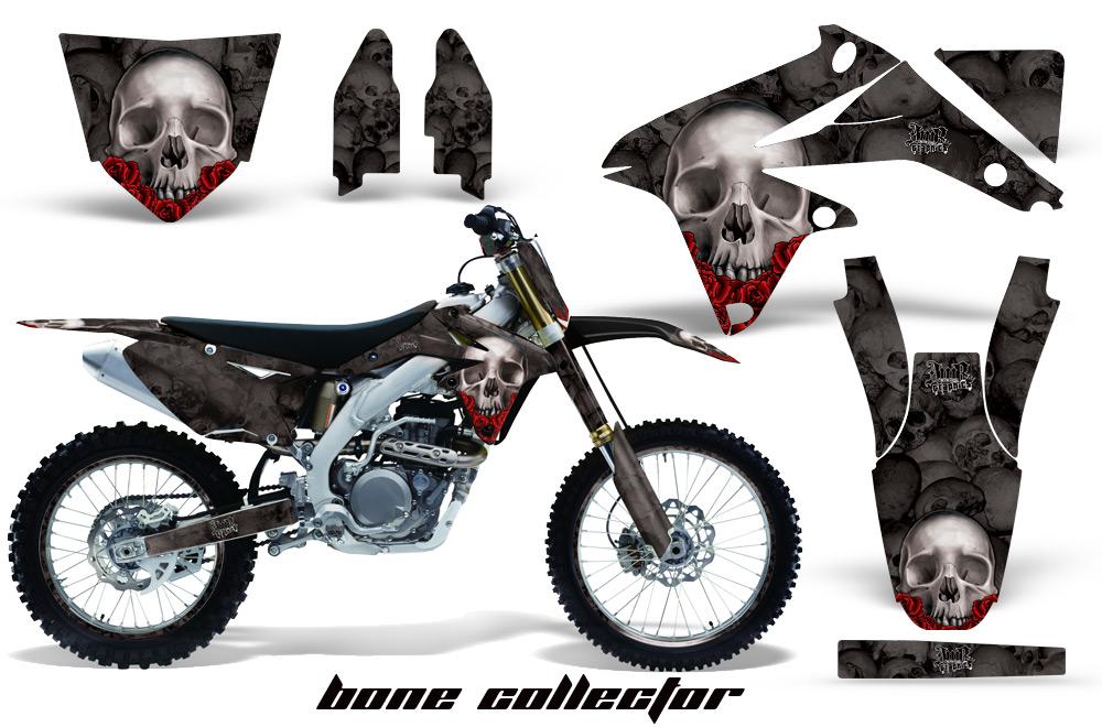 Suzuki Drz 125 >> Suzuki Dirt Bike Graphic Kits for RMZ 450, RMZ 250, RM 125 ...