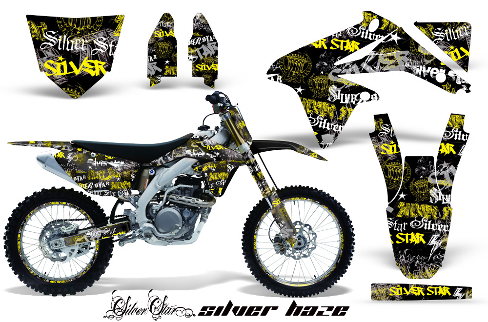 suzuki dirt bike graphic kits for rmz 450 rmz 250 rm 125 rm 250