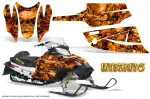 Arctic Cat Firecat Sabercat (F5, F6, F7) Graphics 2003-2006