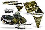 Huntington Ink Ski-Doo Rev Graphics Kit