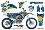 Iron Maiden Yamaha MX Graphics Kit