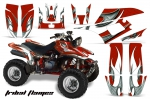 Yamaha Warrior 350 Graphics Kit