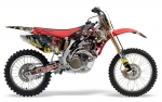 Iron Maiden Honda MX Graphics Kit