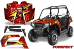 Polaris RZR 800 800s 2011-2014 UTV Graphics Kit