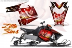 Polaris PRO RMK RUSH Graphics Kit 2011-2016