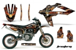 Husqvarna Graphics for SM/SMR 122/530 05-10, TC/TE 250 08-13, TC/TE 450 05-10