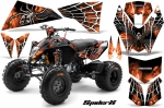 KTM 450 / 505 / 525 ATV Graphics Kit