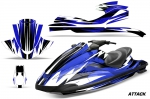 Yamaha Wave Runner Jet Ski Graphics Kit 2002-2005