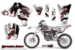 Yamaha WR250F WR450F 2003-2006 Graphics Kit