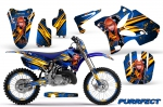 Yamaha YZ125 YZ250 2 Stroke 2002-2014 Graphics Kit